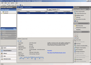 System Center Virtual Machine Manager 2008 (SCVMM)