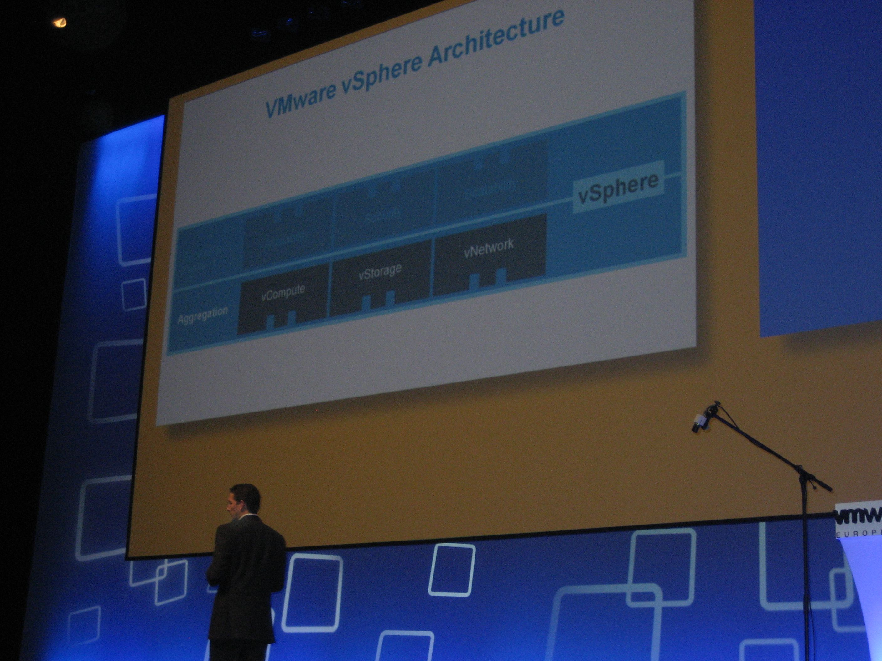 En vivo desde VMworld 09 Cannes –día 3: WMworld 09 second Keynote, Parte I