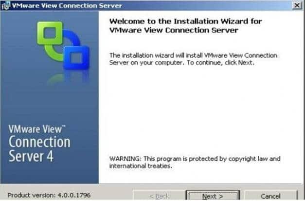 VMware Server Security