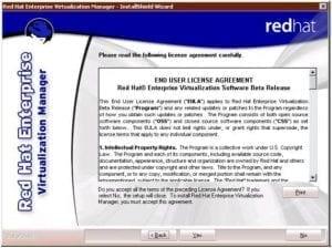 Red Hat Enterprise Virtualization Manager