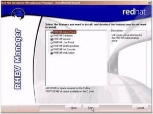 Red Hat Virtualization Manager