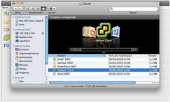 Citrix_Dazzle_vSphere_Client15 Citrix Dazzle y el vSphere Client para MAC OSX