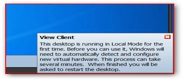 VMware View 4.5 Install