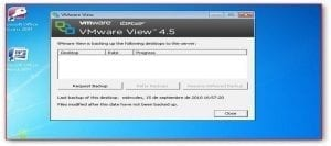 VMware View 4.5