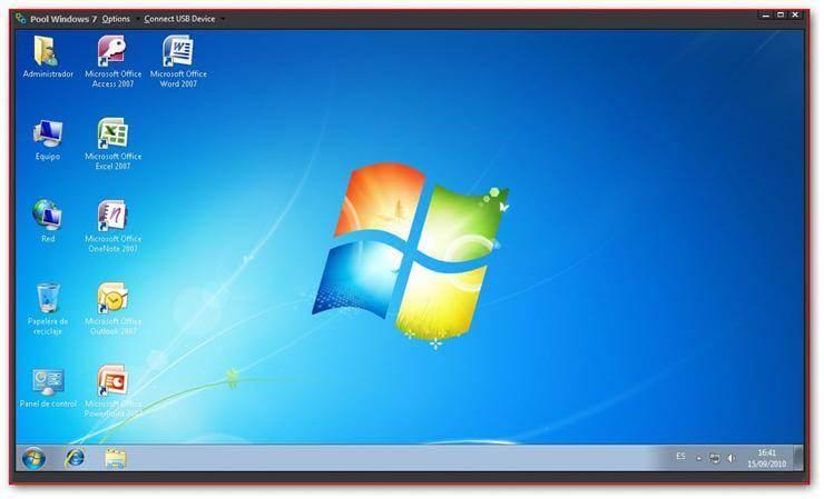 VMware View 4.5