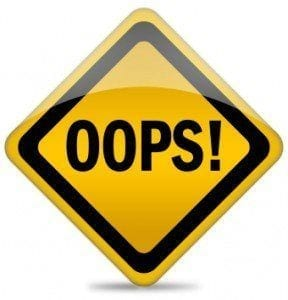 Errores Almacenamiento VMware