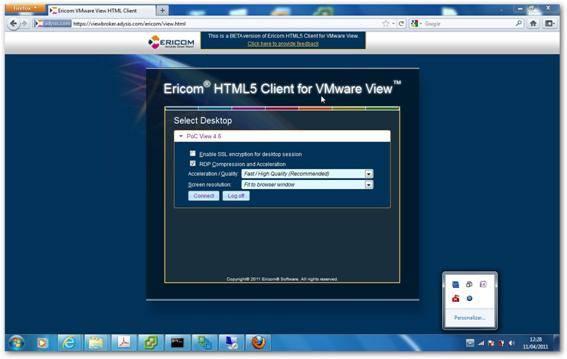Eircom_client_VMware_View_3 ¿Cómo configurar Ericom HTML5, un cliente para VMware View?