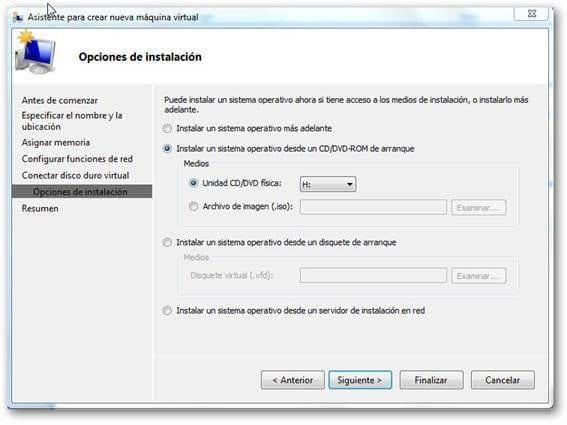 Manuel Instalacion Microsoft HyperV