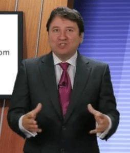 Jose Maria Gonzalez en Virtualizacion.tv Web TV show