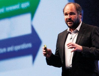VMworld 2011 Keynote con Paul Maritz