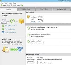 Veeam Backup & Replicación Cloud Edition ¡Qué maravilla!