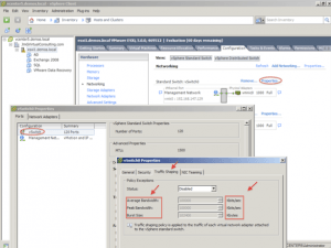 VMware Traffic Shaping VMware Blog Virtualizacion