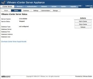 VMware vCenter Server Appliance Certificado SSL Blog Virtualización