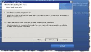 vCenter SSO Blog Virtualización Segundo Nodo