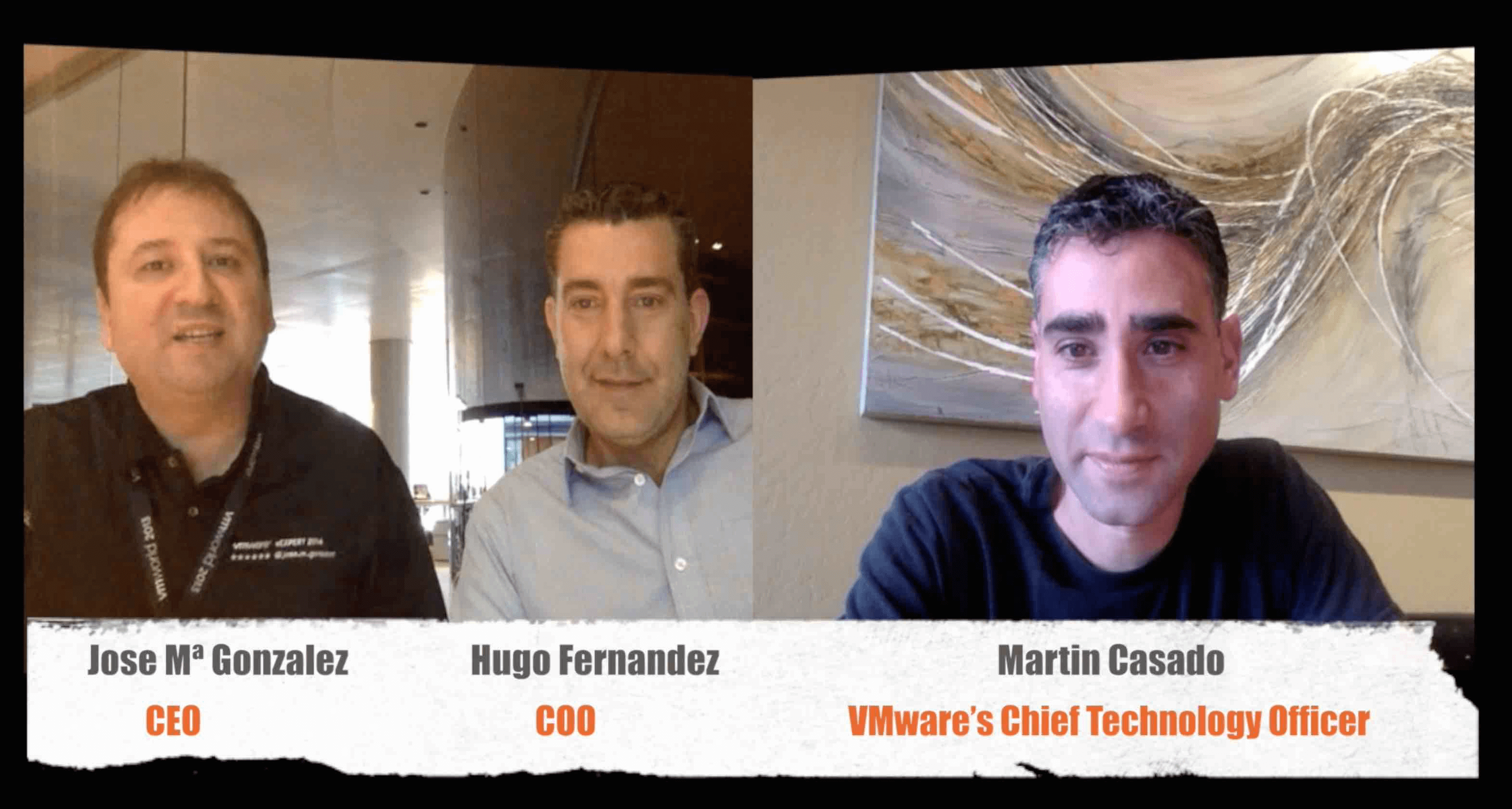 The Blog Interview: Martin Casado, creador de VMware NSX