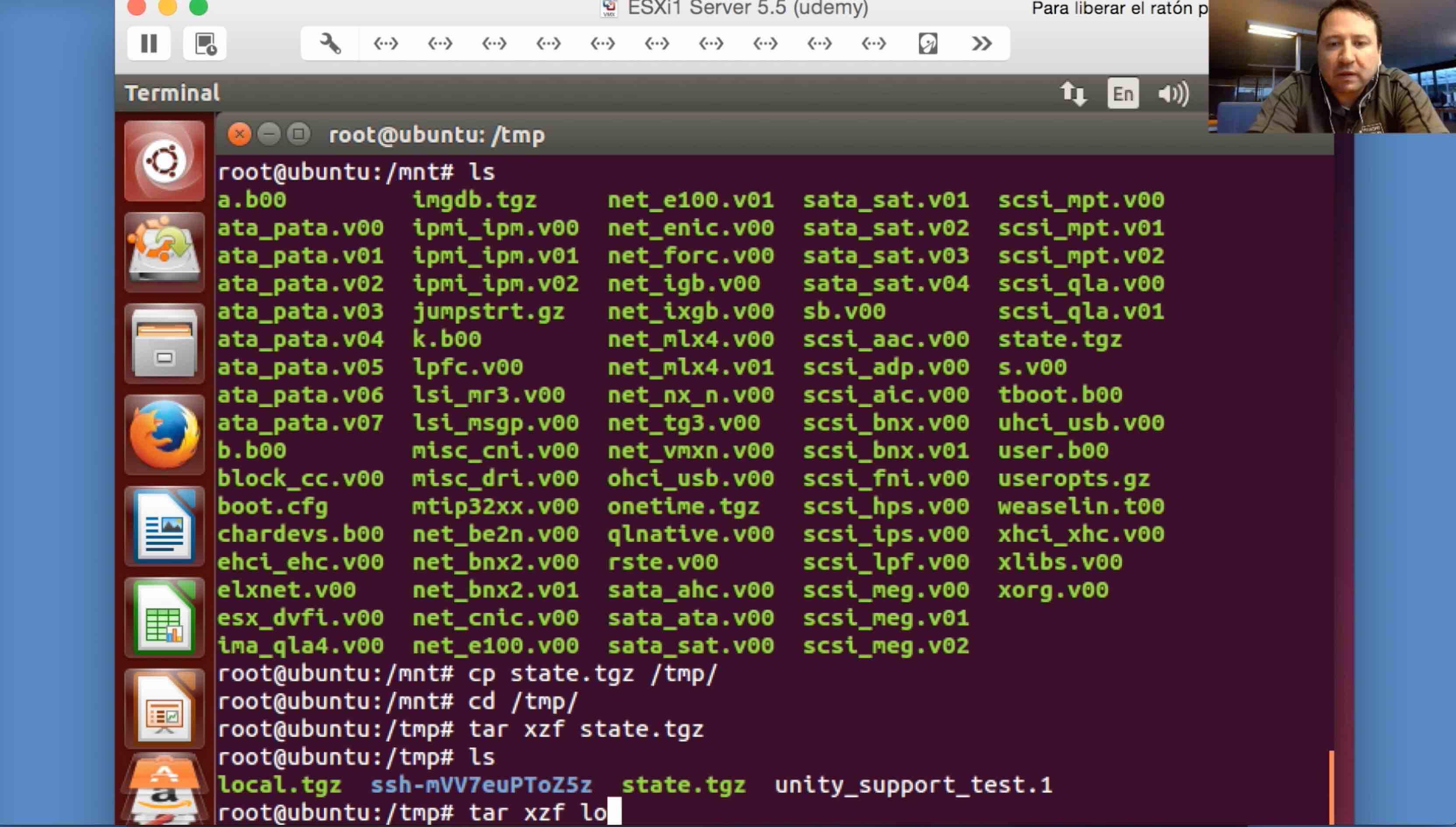 ¿Cómo cambiar la contraseña de root en VMware ESXi?