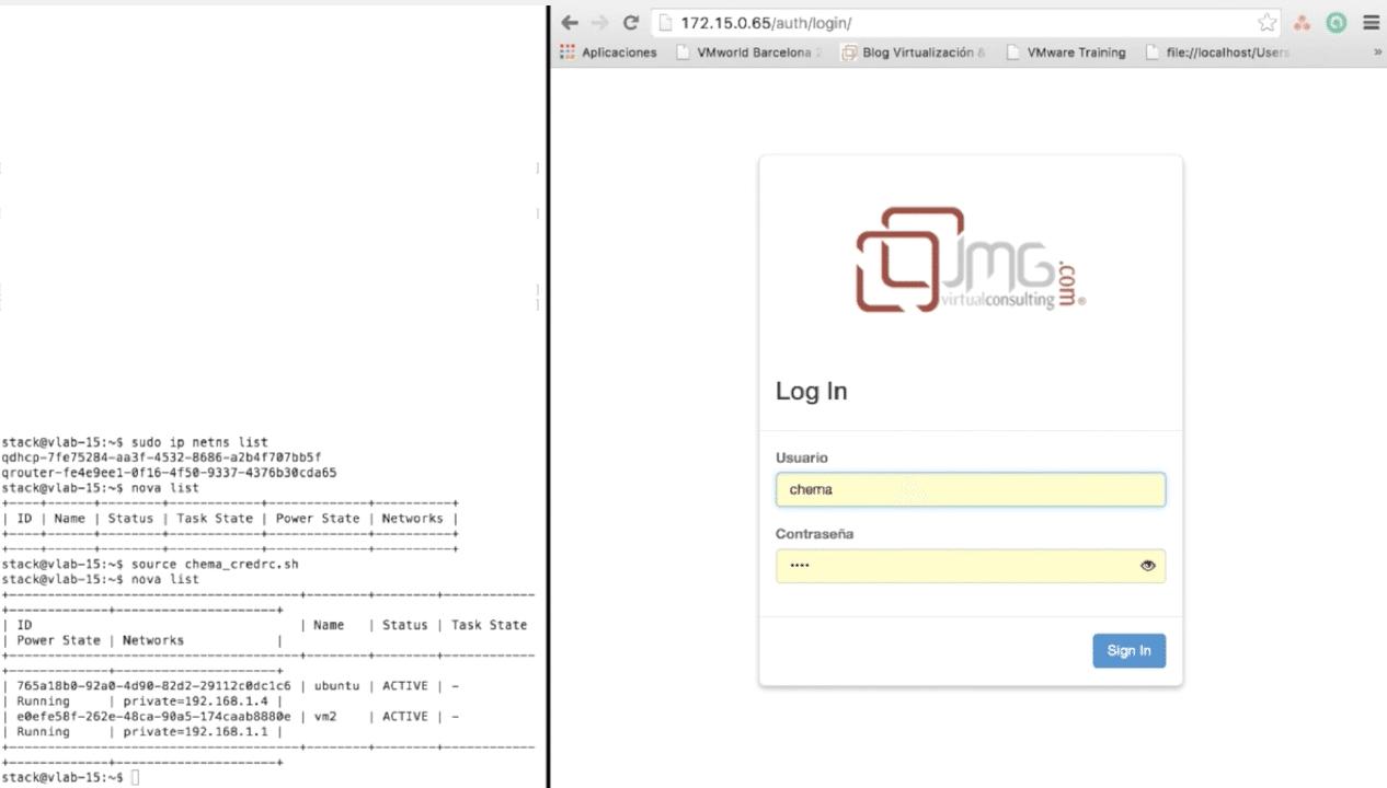 ESXi Embedded Host Client 2.0 acceso HTML para nuestros ESXi