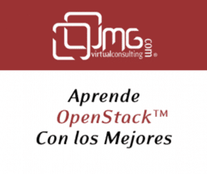 Curso OpenStack JMG Virtual Consulting
