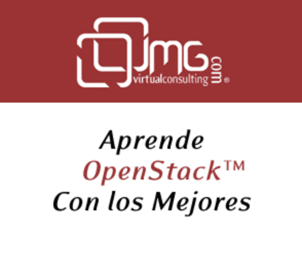 Curso OpenStack JMG Virtual Consulting