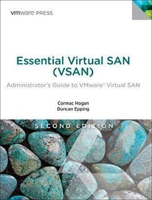 E-book Essential Virtual SAN versión Kindle ya disponible!