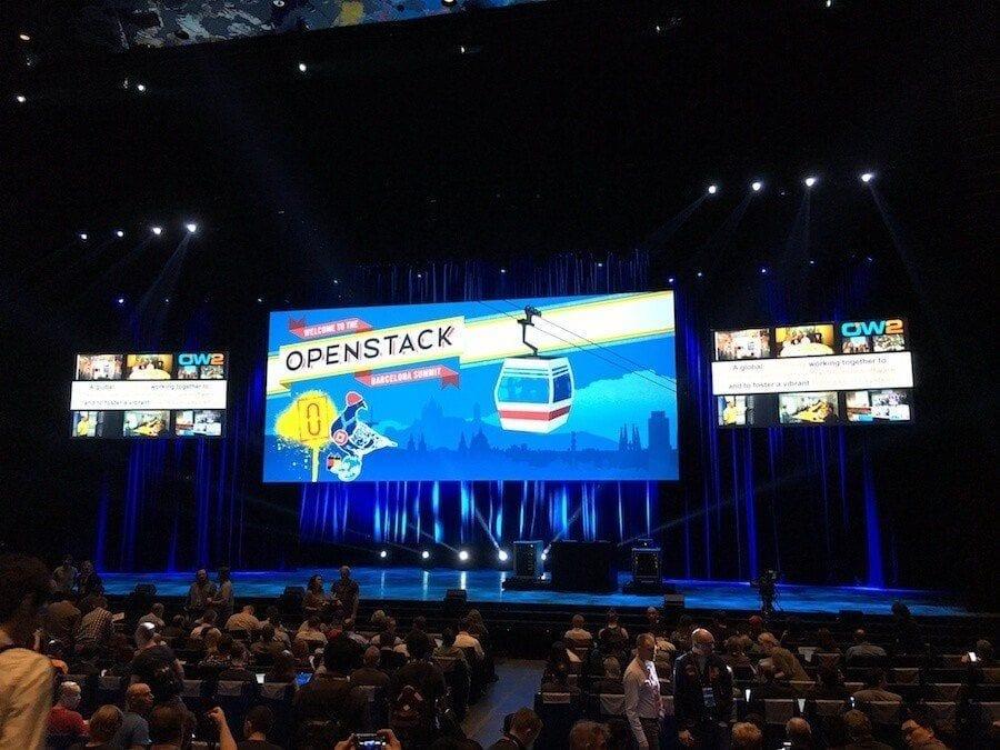 OpenStack Summit Barcelona 2016