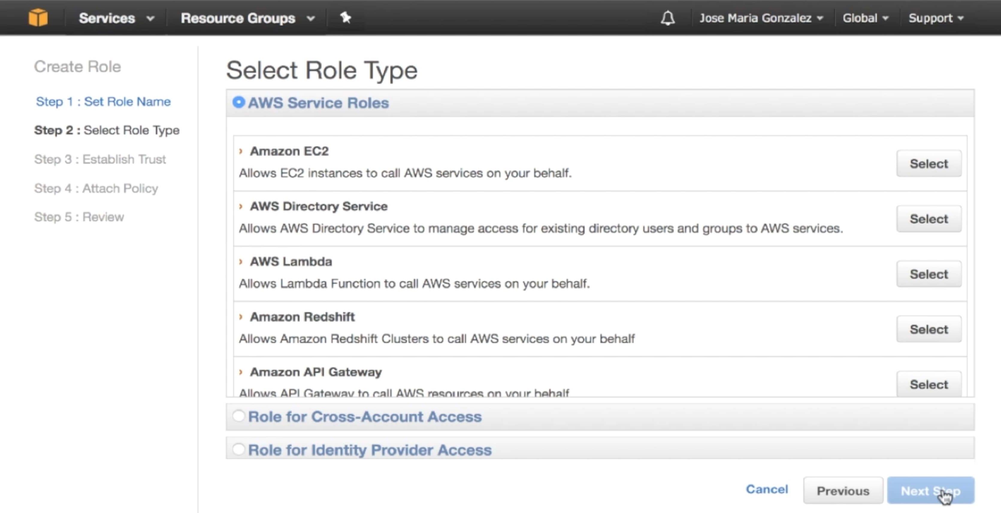 ¿Como configurar Amazon Identity Access Manager? Parte 3/3