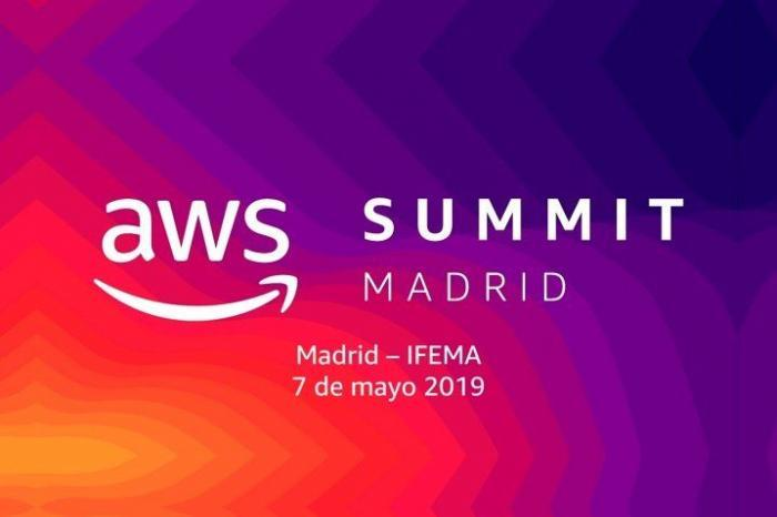 Nos vemos en el Amazon AWS SUMMIT 2019 en Madrid