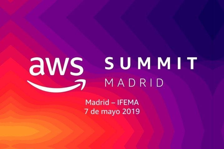 Amazon AWS summit madrid